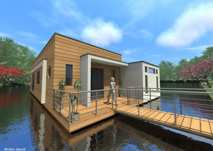 7 modern floating house plans (25)