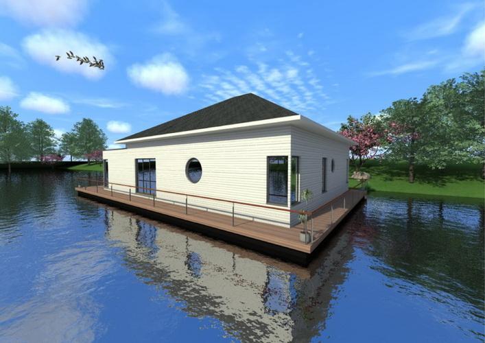 7 modern floating house plans (3)