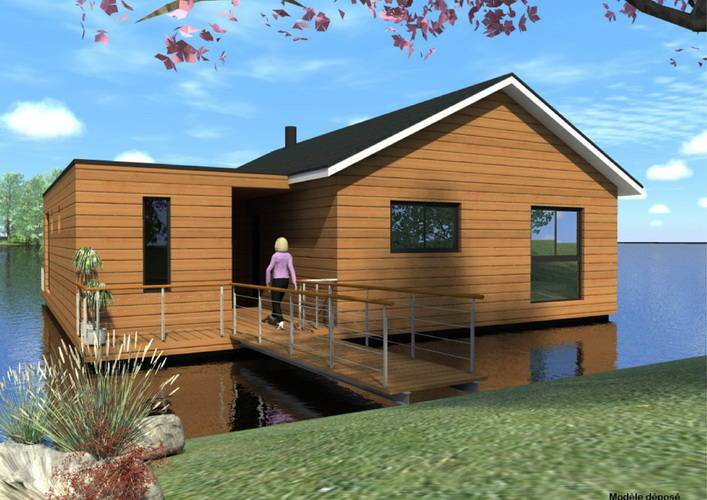 7 modern floating house plans (6)