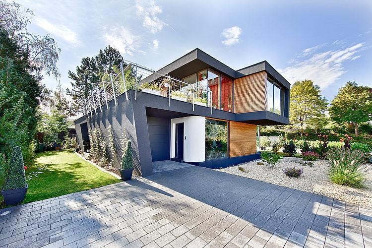 Modern elegant villa HausW (2)