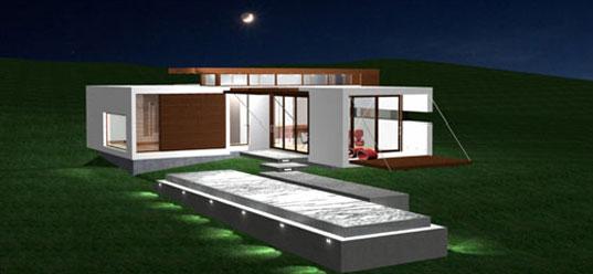 Prefab modern 1floor house (6)
