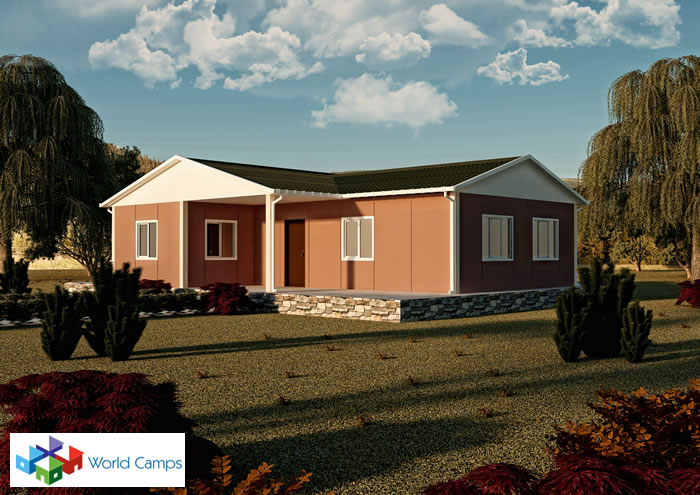 Single Storey Prefabricated Houses (11)