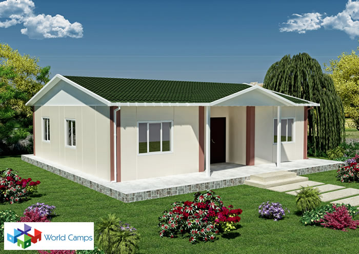 Single Storey Prefabricated Houses (12)