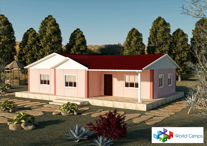 Single Storey Prefabricated Houses (17)