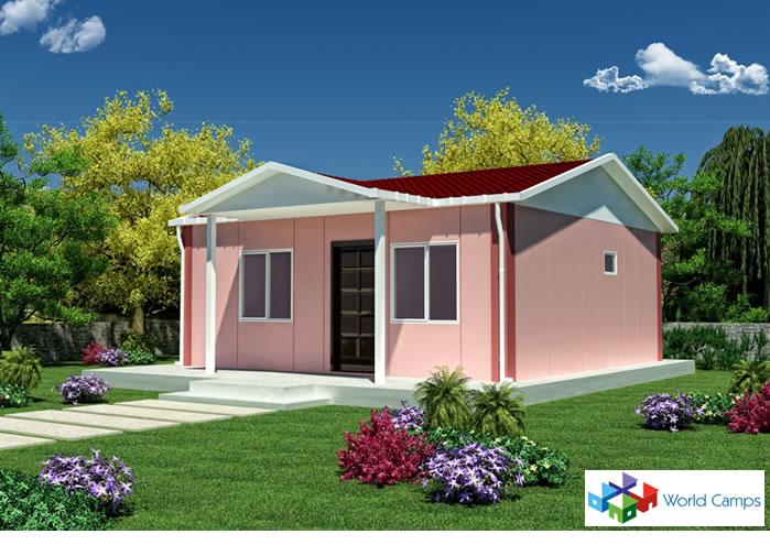 Single Storey Prefabricated Houses (2)