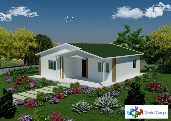 Single Storey Prefabricated Houses (8)