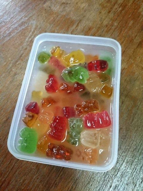 Vodka Gummy Bear (3)
