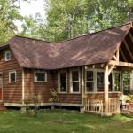 บ้านไม้สไตล์ชนบท อัดแน่นไปด้วยกลิ่นอายแบบดั้งเดิม เสริมด้วยแนวคิดสร้างสรรค์อันทันสมัย