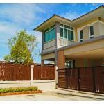 บ้านแนวร่วมสมัย เพื่อชีวิตครอบครัวอบอุ่นที่สมบูรณ์แบบ ผลงานการออกแบบในประเทศไทย