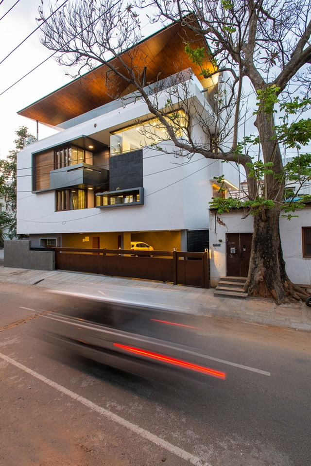 contemporary modern residence (1)