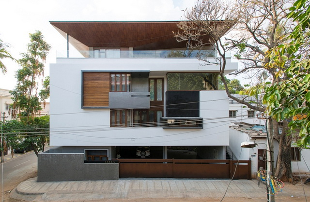 contemporary modern residence (2)