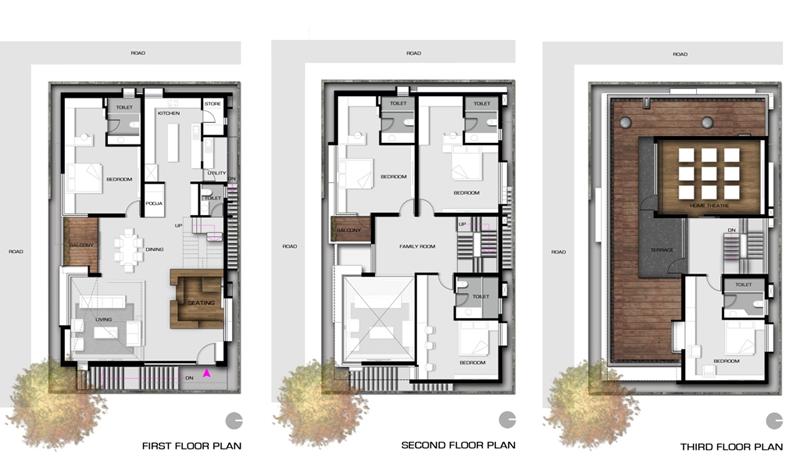 contemporary modern residence (2)