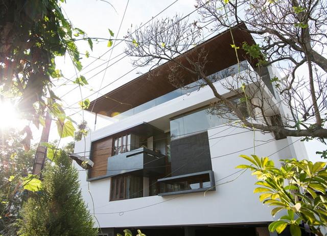 contemporary modern residence (4)