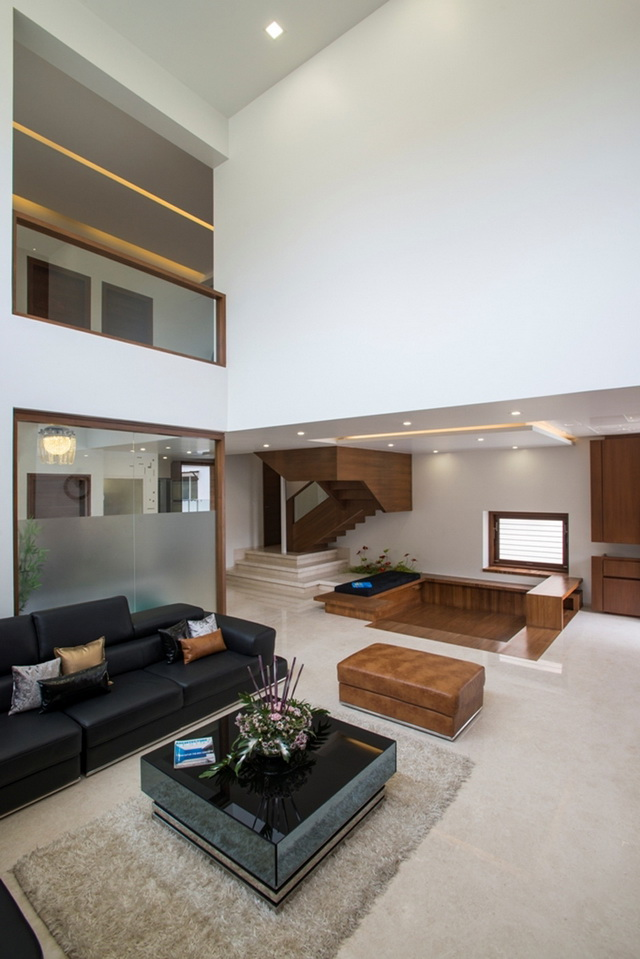 contemporary modern residence (7)