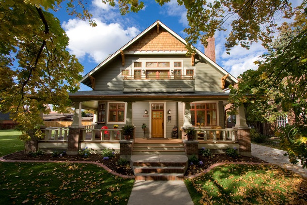 craftsman gray house (2)