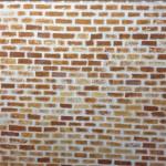 D.I.Y. : Faux brick ผนังอิฐปลอมสุดเก๋ ไอเดียง่ายๆ ทำได้เองไม่ต้องง้อใคร