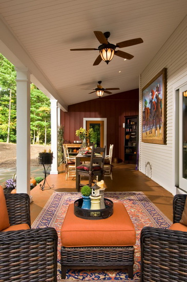 double wooden classic cottage (3)