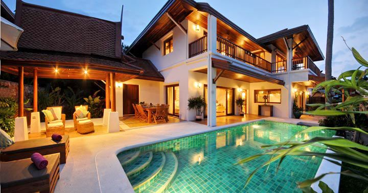 elegant luxurious villa house for family (2)