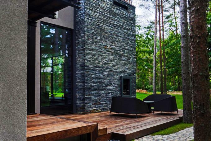 extreme elegant modern house (2)