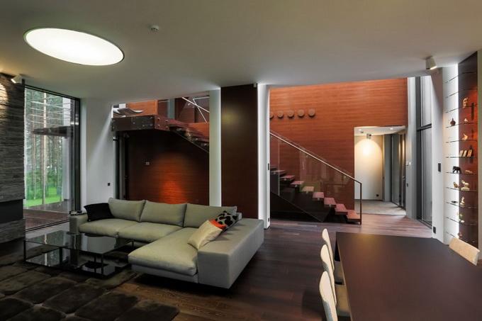 extreme elegant modern house (4)