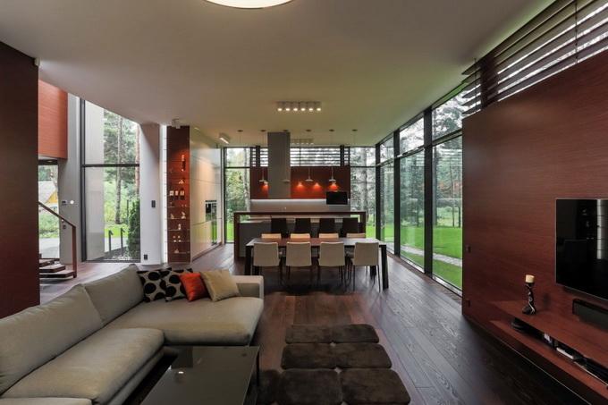extreme elegant modern house (5)