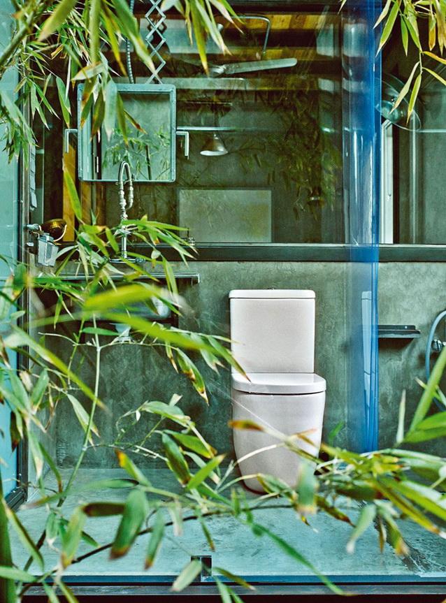 industrial vintage house interior design (8)
