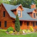 บ้านพักตากอากาศสไตล์คันทรี เน้นความหรูหราและคลาสสิคเป็นพิเศษ