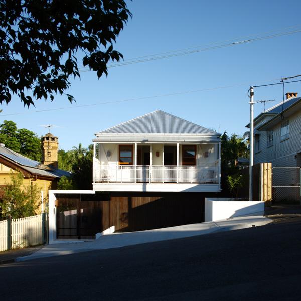 Brown Street House