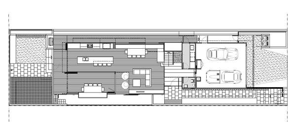 modern brown street house (16)