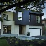 บ้านสไตล์โมเดิร์น ขนาด 2 ชั้น กับศิลปะแนวร่วมสมัยที่เรียบหรู กำลังดี