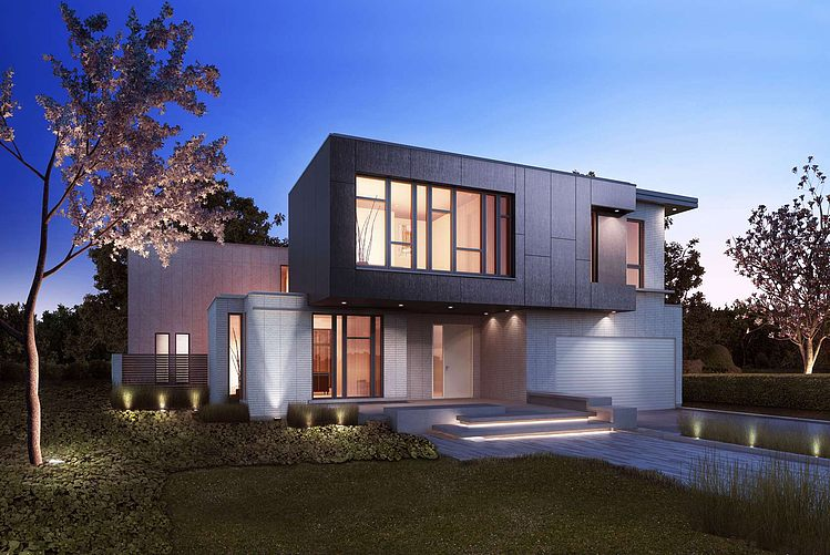 modern contemporary elegant house (2)