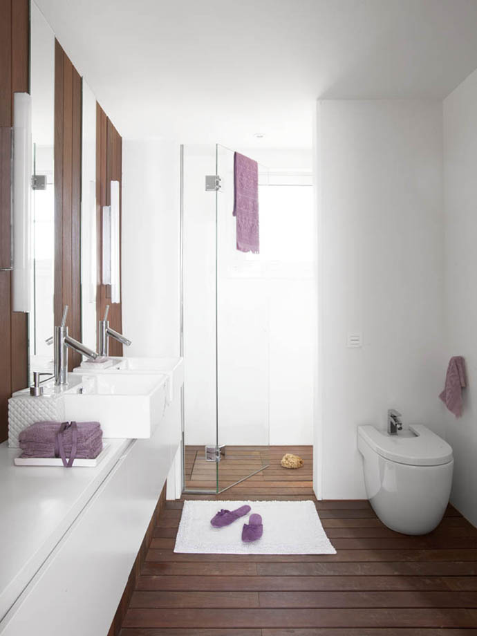 modern gray interior design (11)