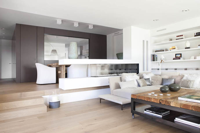 modern gray interior design (3)