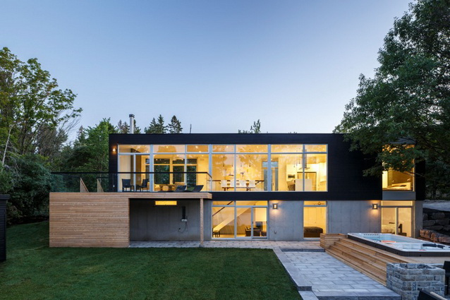 modern villa natural atmosphere residence (18)