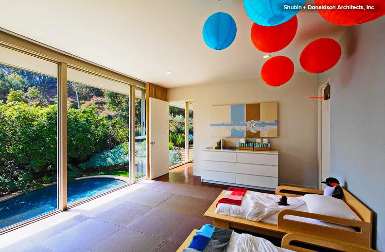 relaxing  modern concrete villa residence (4)