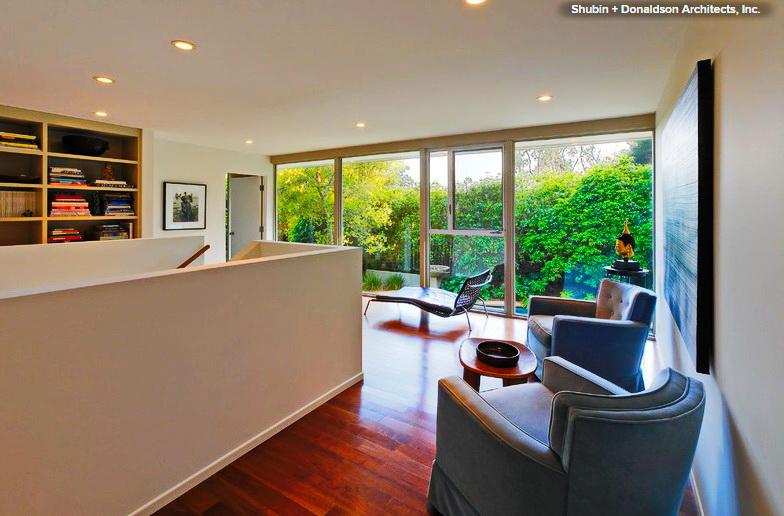 relaxing  modern concrete villa residence (6)