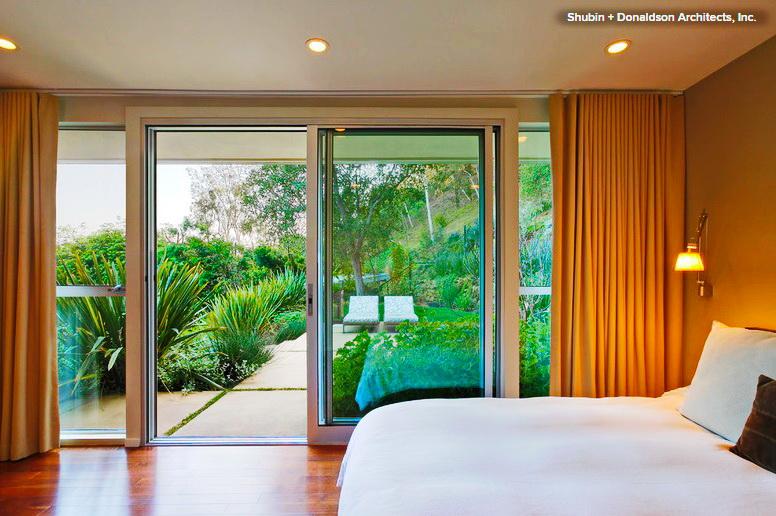 relaxing  modern concrete villa residence (7)