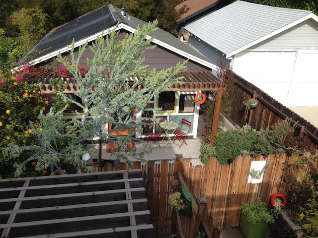 renovated garage to pool house (2)