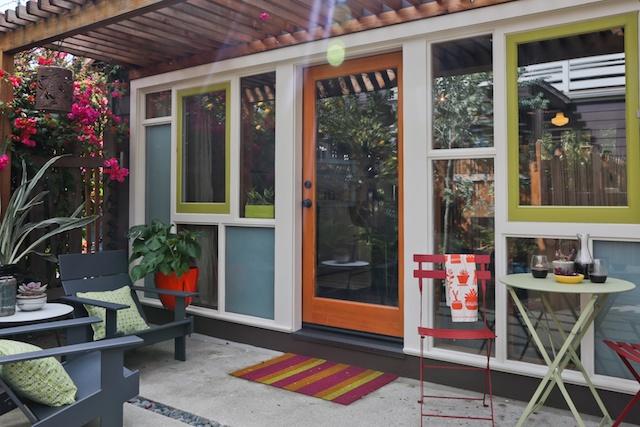 renovated garage to pool house (5)