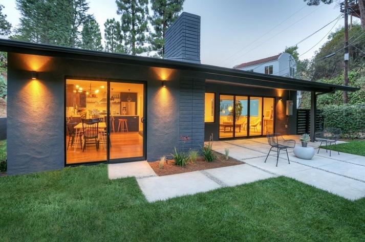stylish modern concrete house (2)