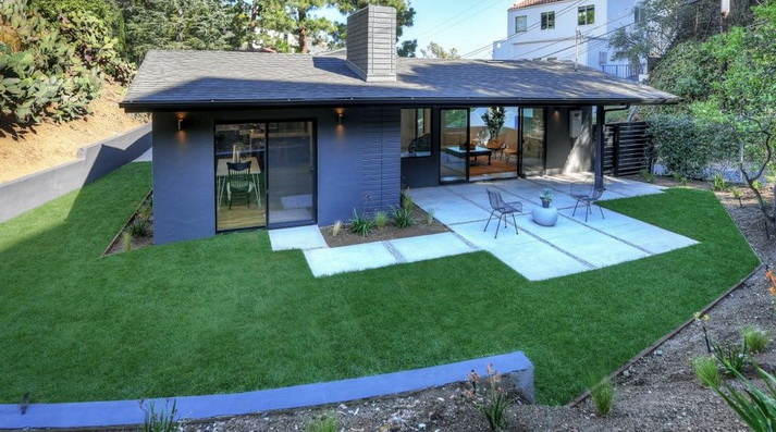 stylish modern concrete house (6)