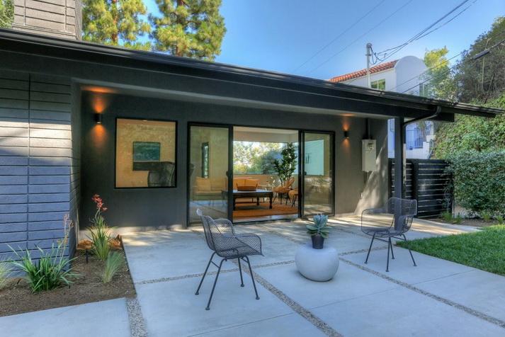 stylish modern concrete house (7)