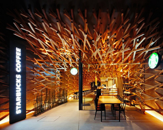 the most stunning starbuck coffee shop (10)