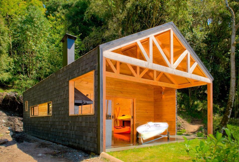 villa cabin modernised house (3)