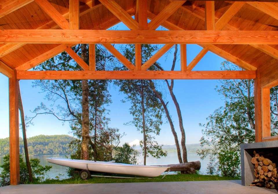 villa cabin modernised house (6)