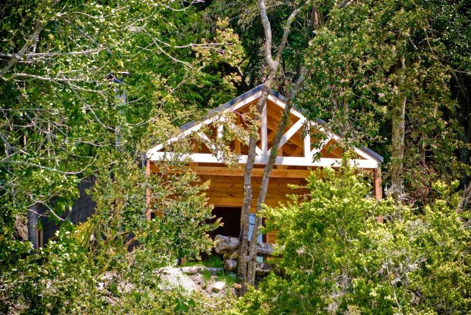 villa cabin modernised house (7)