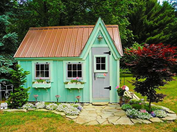 warm-green-cottage-garden-shed-1