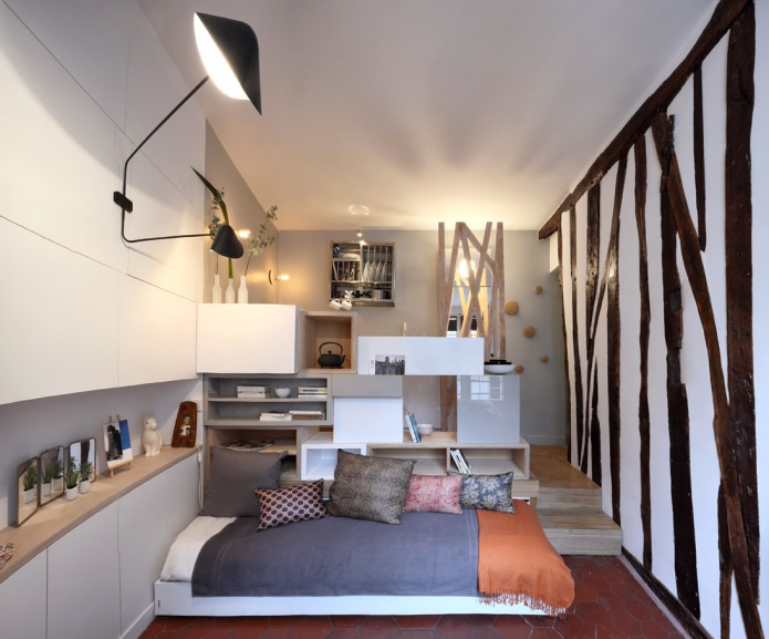 white apartment 12 meter squre (1)