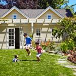 บ้านคอทเทจแสนอบอุ่น พร้อมบรรยากาศสบายๆ สำหรับครอบครัว
