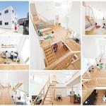 อพาร์ทเมนต์โทนสีขาวเรียบ ออกแบบสไตล์ลอฟ รองรับการใช้ชีวิตด้วยความโปร่งโล่ง ผลงานการออกแบบจากประเทศญี่ปุ่น